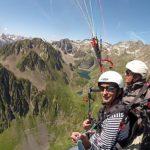 Vol en parapente biplace Air Aventures Pyrénées