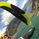 vol parapente alpes