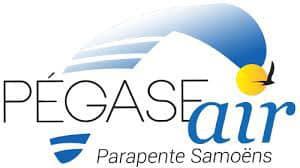 Logo Ecole de parapente Pegase Air Samoens